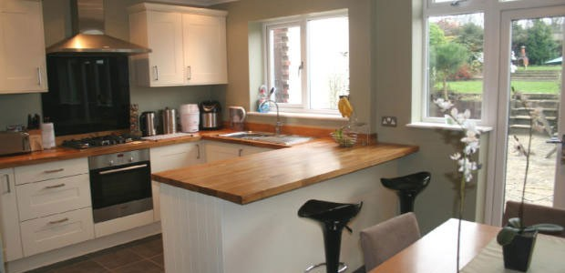 Kitchen Knock Through Into Dining Room Rgp Building Design And Energy Consultancy