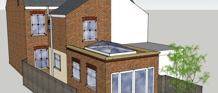 Extension Roof Design Before Deciding On Your Flat Roof
